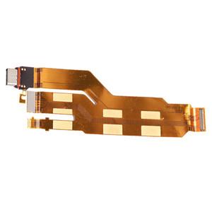استبدال ميناء الشحن فليكس اتصال كابلات الجزء لسوني اريكسون XZ F8331 F8332 المزدوج