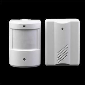 Driveway Garage Infrared Wireless Doorbell Alarm System Motion Sensor Home Security Alarm Motion Sensor car