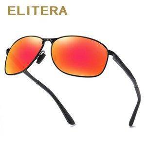 ELITERA Mens occhiali da sole polarizzati per gli sport outdoor di guida Occhiali da sole