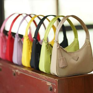 2020 Top qualité wholesale femmes Réédition 2000 fourre-tout en cuir Sac à bandoulière en nylon Designer Femmes Sac à bandoulière Sacs à bandoulière sac à main