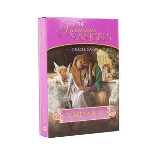 Deck vendere carte Per l'uso Tarot Versione Sell Tarocchi calda Rider inglese completa Divinazione calda Personal yxlFFs powerstore2012