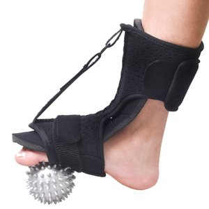 Single foot rest Foot drop orthosis Ankle fixed splint Plantar fasciitis correction