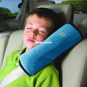 Auto del bebé almohadilla del coche del cinturón de seguridad hombro Pad Protect ajustar el cinturón de seguridad del vehículo Cojín de alta calidad niños de los niños