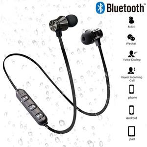 Auricolare XT11 auricolare Telefono music Neckband di sport magnetico senza fili bluetooth auricolari auricolare con il Mic per l'iPhone Samsung Xiaomi
