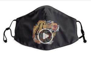 Markalı Maskeler Nonwoven Kumaş dener Fa Dener Anti Toz Harf sunproof toz geçirmez Bisiklet Spor Ağız Nefes Maskeler maske