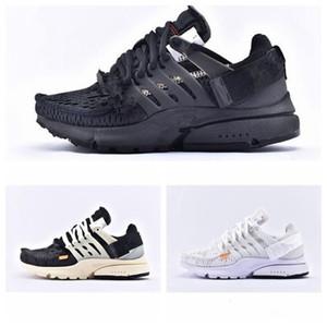 Presto Беговые Обувь Мужские Трещающие Черные Белые Желтые Женщины QS Тренер Спортивные Спортивные Спортивные Спортивные Спортивные царствующие Повседневный дизайнерские кроссовки EU36-45