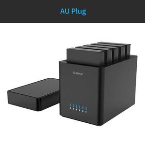역 지원 50TB 최대 5Gbps의 UASP HDD 케이스 도구를 도킹 컴퓨터 오피스 ORICO DS 시리즈 5 베이 마그네틱 3.5 USB3.0 HDD