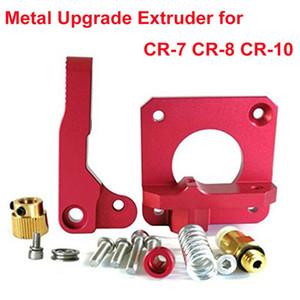 8 레드 압출기를 들어 3D 프린터 알루미늄 블록의 모든 금속 보덴 Exruder 키트 오른쪽 왼쪽 손 1.75mm로 필라멘트 CR-10 CR-10S #L