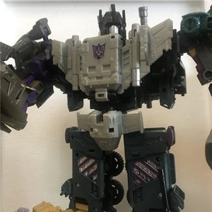 2020 heiße Verkaufs-Transformation Spielzeug Kombination Roboter Decepticons Bruticus Onslaught Swindle Blast Off Brawl Vortex Action-Figuren für Kinder