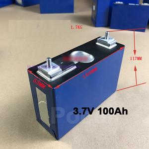 3.7v 100Ah литиевые батареи ион лития с винтом для самоката велосипеда солнечной энергии хранения гольф корзина инвертора