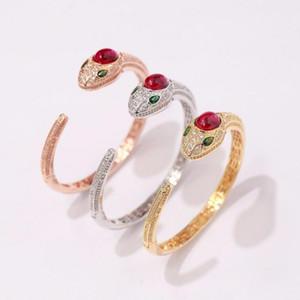 BVB9 316 L stainless steel 18k silver gold rose super full cz diamond stone spring bracelets & bangles For Women gift Christmas present