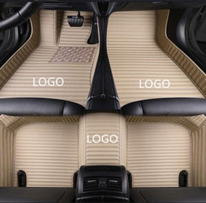 Adequado para Subaru Impreza WRX STI WRX carro tapetes 2005-2020