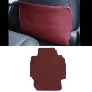 For Lexus NX 200 200t 300 300h 2014-2020 Car Accessories Seat Back Protector Cover PU Leather Anti-kick Mat Pad Cushion
