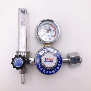 AR riduttore di pressione per gas di G5 / 8 '' -14H (F) Argon Regolatore per Tig Saldatrici