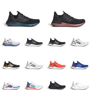 Adidas Ultra Boost 2020 Uomo Donna Scarpe da corsa Ultraboost Laser Rosso Oreo Core Nero Dark Pixel Refract La migliore sneaker sportiva