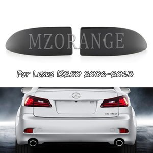 MZORANGE Rear Bumper Light For IS250 IS300 IS350 GSE20 2006-2013 Black Reflector Light fog Fog Lamp