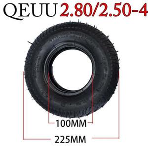타이어 2.80 면도기 스쿠터 E300 전기 스쿠터 및 휠체어 타이어 / 2.50-4
