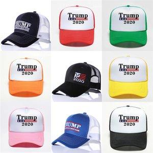 H-T750 Stickerei Make America Great Again Hat Donald Trump Kappen Maga Trump Unterstützung Baseball Caps Sport-Baseball-Caps Von China # 48
