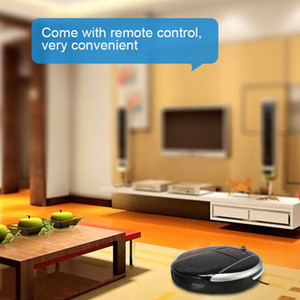 Smart Robotic Vacuum Cleaner Mop Robot Mopping Sweeping Cleaning Machine Dust Cleaner 3 Cleaning Modes for Home