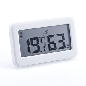 Electronic Digital Thermohygrometer Household Thermometer In The Baby's Room And A Indoor Hygrometer 1cm Thin And Simple TH-CALC