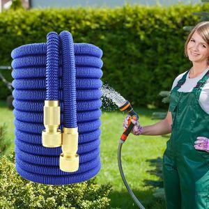 Practical Convenient Garden Watering Hose Expandable Car Multi-functional Durable Classic Wash Hose Pipe