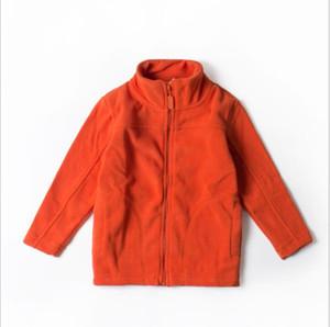 Svelte Full Polar Freece Rook, повседневная синяя пальто 2-6 лет мальчиков, весенний свитер на кардиган для детей