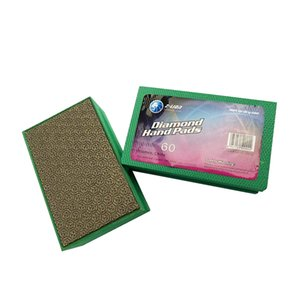 Diamond Polishing Hand Pad Block For Granite Marble Stone