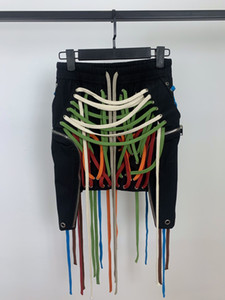 2020 Pantalon New Mode Masculine pur pantalon voiture métier à tisser corde coton main élastique Pantalons Homme Jeans Homme Hommes Casual Joggers Pantalons