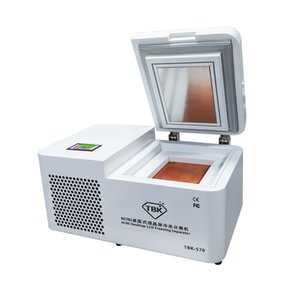 TBK-578 dello schermo mini desktop freezer -185C LCD Cuverd tocco separatore per Samsung Bordo Ristrutturazione
