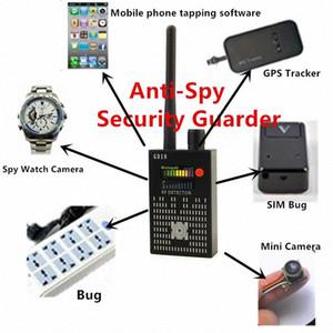 Ошибка G318 беспроводного сигнала детектора Анти- Bug детектор GPS Location Finder Tracker Частота сканирования Sweeper Protect Security НОСУ #