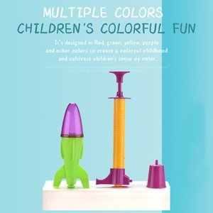 Fun Water rocket toy Plastic Kid Fun beach toy Outdoor sports game Kid early education toy