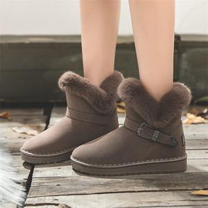 Belbello Mode féminine bottes vente chaud hiver velours chaud chaussures antidérapantes 200918