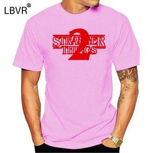 Wejnxin populares T personalizada camisa de las mujeres de los hombres cosas extrañas segunda temporada los colores de la camiseta de Montauk de terror de gran tamaño T Tops