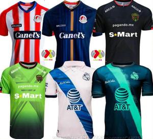 20 21 atlético de San Luis Puebla FC Juarez soccer jerseys Juárez 2020 2021 liga mx home away camiseta de fútbol custom football shirts