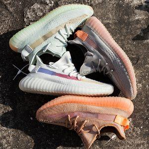 Çocuk ayakkabıları HAN Yezi Han hindistancevizi 350V2 Asya yıldız melek erkek ve kız spor ayakkabıları sonbahar tam BASF sınırlı.