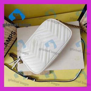 Pochette Tasche Umhängetasche Frauen Pochette Tasche Frauen Schnalle Taschen Damenmode-Kette Taschen schnelle sac eine niedliche Handtasche Taschen