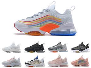 2020 Top Quality Homens Mulheres ZM950 950 Correndo Tênis Triple Preto Branco Colorido Lobo Cinza Treinadores de Almofada Triplo Sapatos de Tênis 36-45