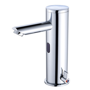 Automatic sensor faucet integrated smart sensor infrared sensor mobile phone cold and hot
