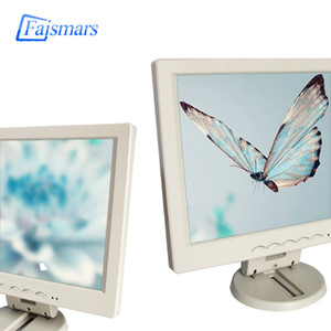 M104W-PFR  Faismars 10.4 inch Touch Screen LCD Monitor With FREE Desktop Holder 10 Inch Plactic Frame Display With Factory Price
