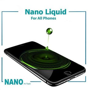 Nano Liquid Screen Protector Scratch Resistant 9h Hardness For All Smartphones Tablets Watches Glasses Cameras