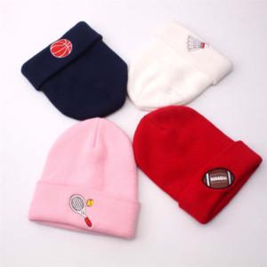 stile coreano 7ZEGa nuovo sport all'aria aperta cappello di lana autunno e l'inverno adattano Sport all'aria aperta per bambini tao tou tappo mao pullover capbaby di curling