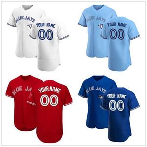 Bo Bichette Toronto 2020 Jersey Cavan Biggio Vladimir Guerrero Jr. Hyun-Jin Ryu Randal Grichuk Hombres Mujeres Niños Jersey Jersey Béisbol