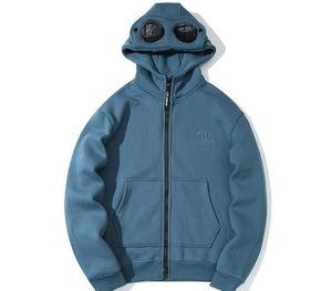 CP Mens Zipper Hoodie C.P COMPANY Windbreaker Eye Cardigan Men Sweatshirt Casual Pullover Man Hoodies Jacket Coat Tpos22