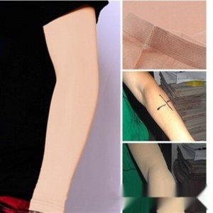 ZSrxN Fleischfarbe Hautfarbe Abdeckung scar Tätowierung Klimaanlage Hülse Eis Arm Klimaanlage Zimmerhülsenabdeckung scar ice