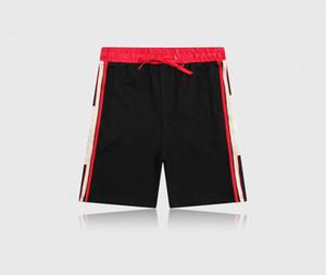2019 pantaloni pantaloni pista tessuto impermeabile della spiaggia di estate di società Mens Shorts Surf Shorts Swim Trunks Sport ShortsA