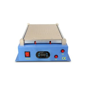 14 inch vacuum Separating Machine with 2 Buit-in air pumps with LCD Screen for mobile phone repairing