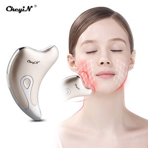 Electirc Scrape Therapy Vibrator Guasha Massager Face Lifting and Tighten Scraping Board USB Chargeable Heallth Beauty Care Tool