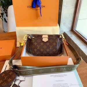 Designer Taschen Kanal Frauen Crossbody Beutel-echten Leder-Luxus-Handtaschen Geldbörsen Designer TaschenLVLOUISVUITTON
