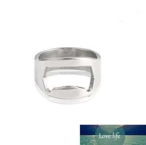 Fedex DHL Free Shipping Newest Stainless Steel Beer Bar Tool Finger Ring Bottle Opener 20mm 22mm 24mm Size LX6721