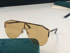 0584 السيدات الموضة كل مباراة النظارات الشمسية، نظارات شعبية، وأعلى جودة، والعدسات المتصلة، كبير نصف حجم الإطار مع مربع قسط